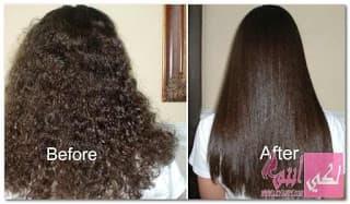أفضل الطرق لفرد الشعر طبيعياً بالمنزل