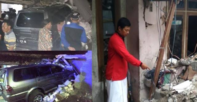 Diyakini Bau Alkohol, Kapolsek Rembang Tabrak Rumah Tewaskan 2 Orang