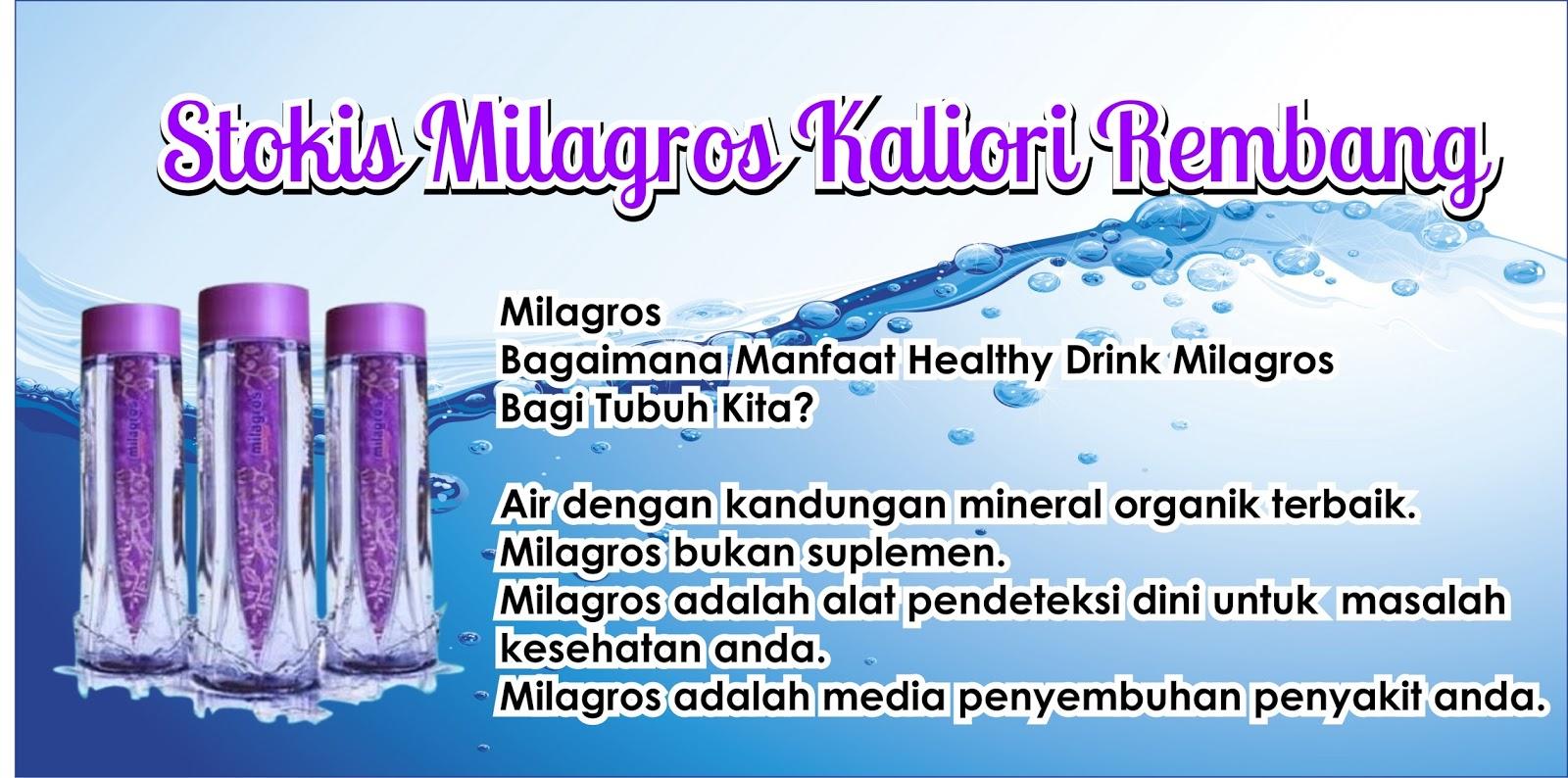 Desain Banner Milagros CDR