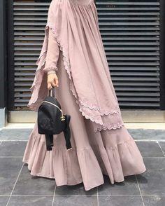 Info 80 Model Baju Gamis Terbaru 2019 Modern Elegan