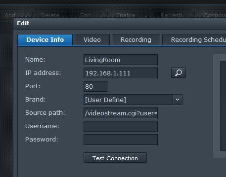 My First 720p IP Camera - Gadget Victims