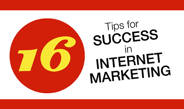 Image: Tips for Success in Internet Marketing