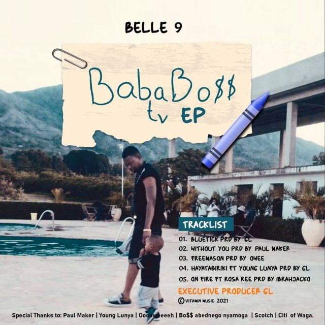 AUDIO || Belle 9 – Without You | Mp3 Download