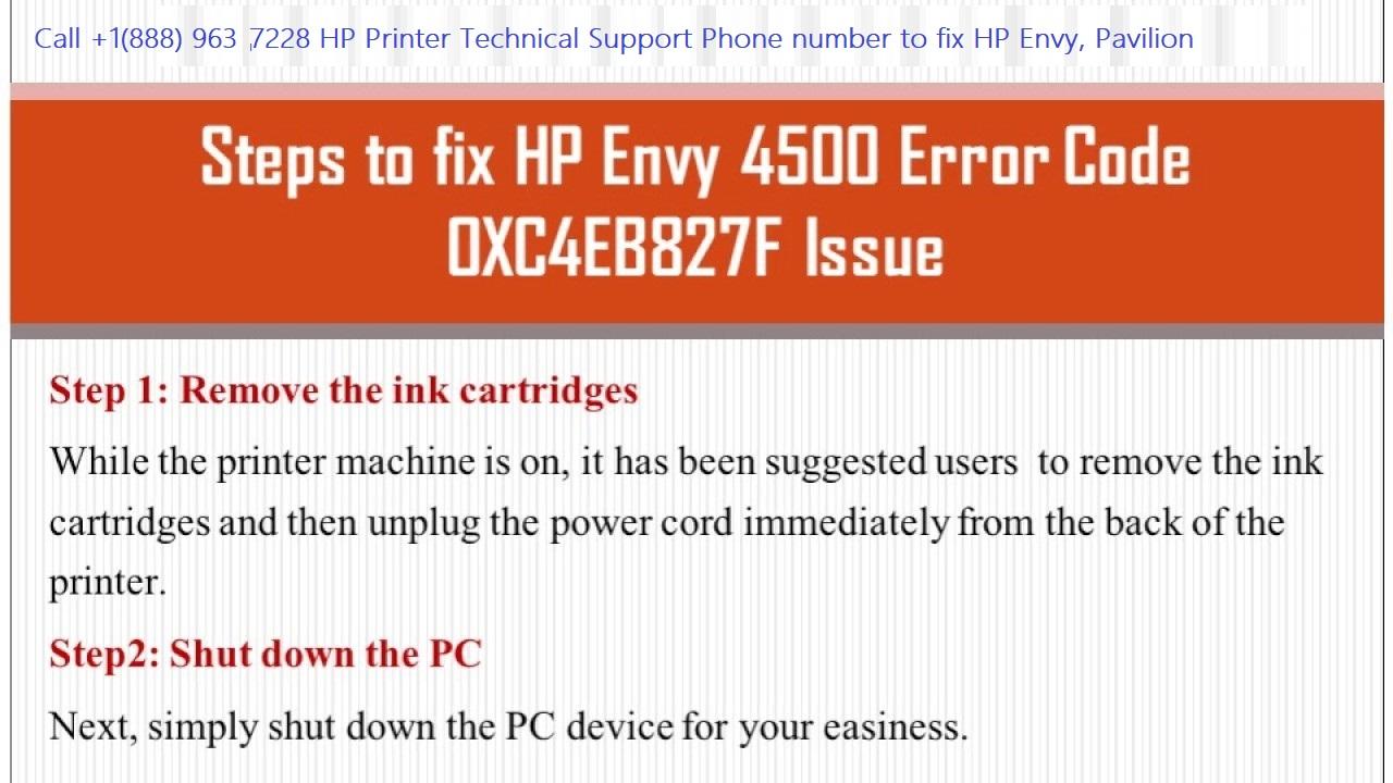 Call +1(888) 678-5401 Support for HP(Hewlett-Packard): July 2018