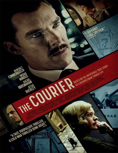 pelicula The Courier