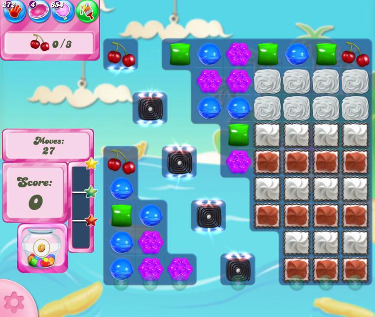 Candy Crush Saga level 2678