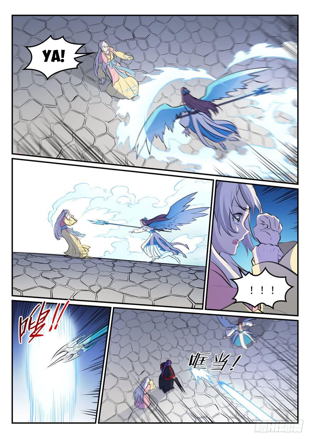 Bách Luyện Thành Thần chap 467 - Trang 11