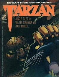 Tarzan: Love, Lies and the Lost City