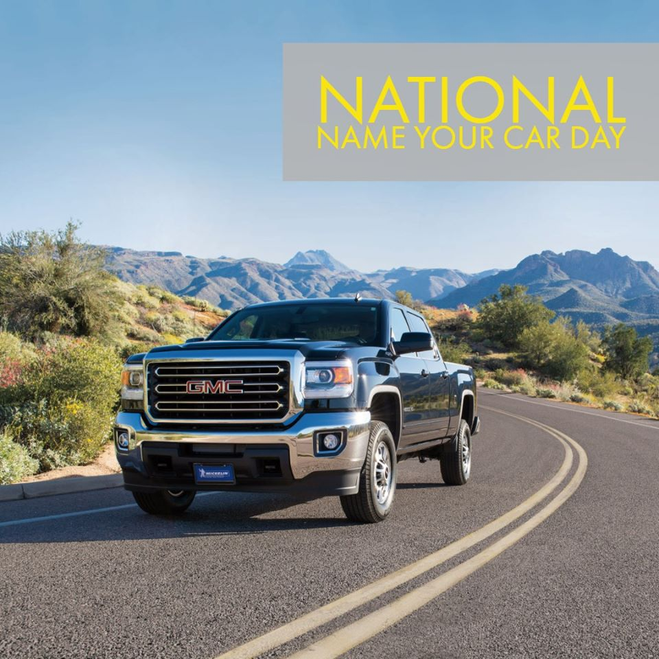 National Name Your Car Day Wishes Lovely Pics