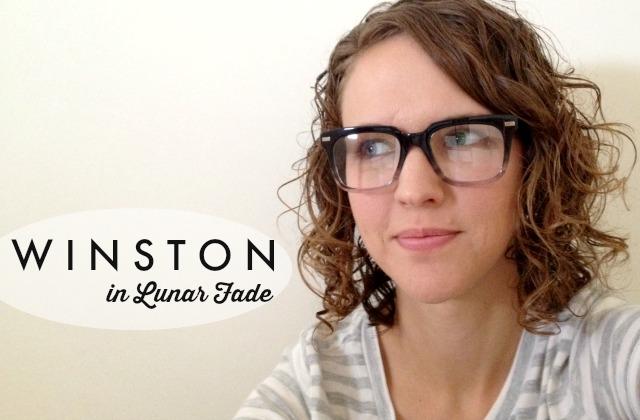 Warby Parker Women's Frames // winston in lunar fade