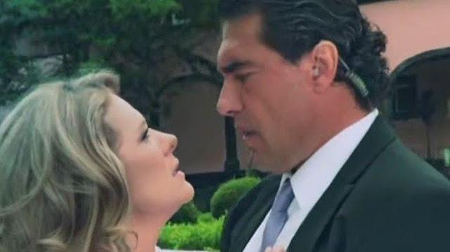 Vitória confessa para José Ângelo que está apaixonada por ele em Amores Verdadeiros