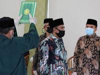 Iqbal Dilantik Sebagai Kakanwil Kemenag Aceh