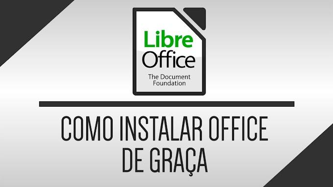 Como instalar Office de Graça