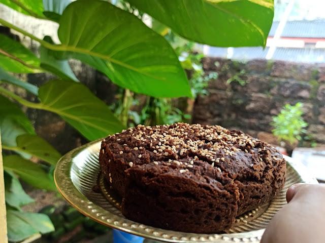 sorghum flour cake gluten free