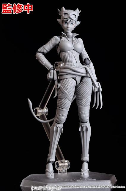 Figma Catwoman de Batman Ninja