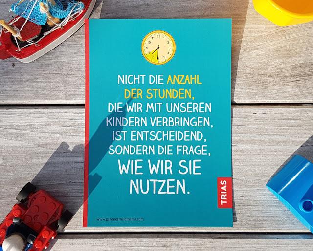 """Rituale, Routinen und richtig viel Humor: Nathalie Klüvers neues Buch """"Afterwork Familie"""". Routinen helfen, den Alltag mit Kindern zu gestalten."""