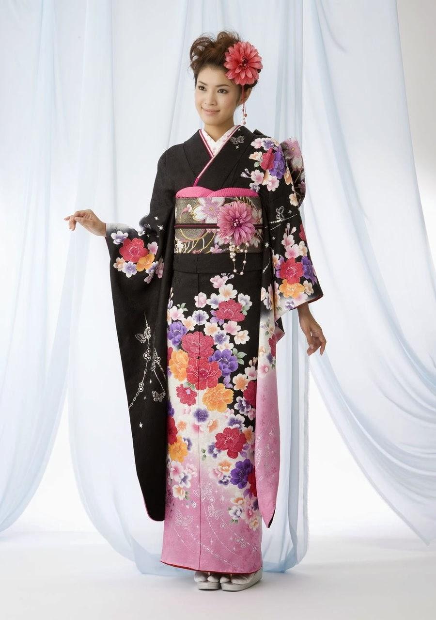 Image result for gambar baju kimono