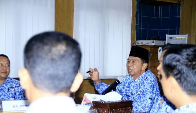 Akhir Desember 2017, Kecamatan Jirak Jaya Diresmikan