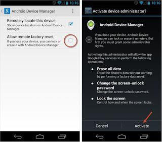 How To Track Your Lost Android Phone