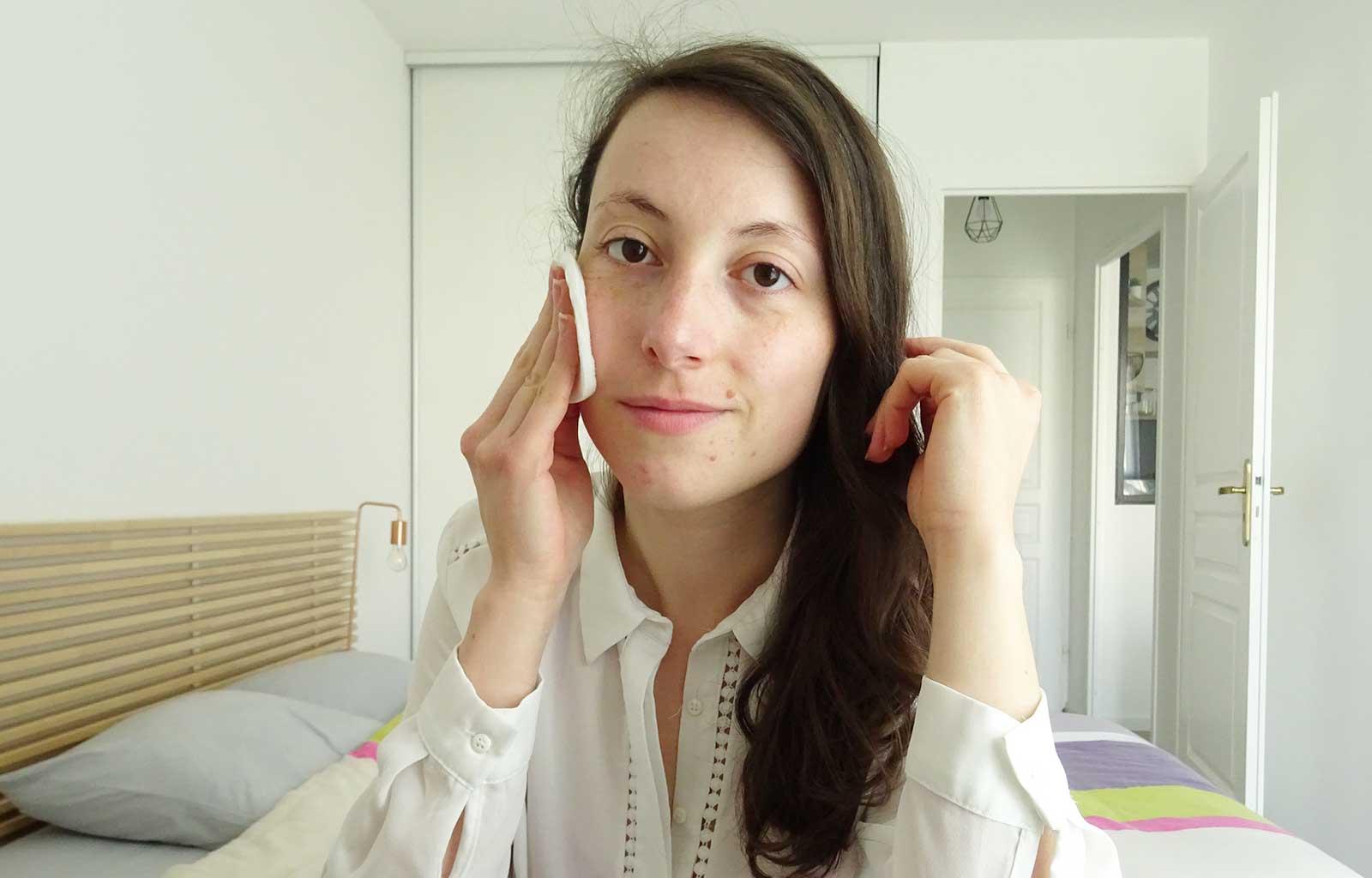 soins anti-imperfection Magnifica Sanoflore aqua magnifica lotion utilisation
