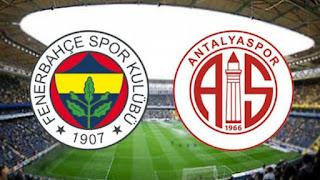 Fenerbahçe - AntalyasporCanli Maç İzle 26 Mayis 2019