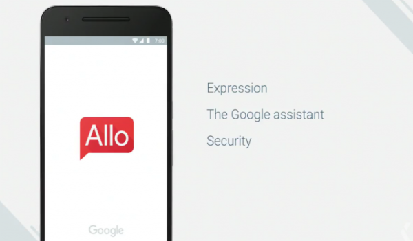 """لهذا السبب يجب على المستخدمين اجتناب تطبيق جوجل الجديد """"Google Allo"""""""