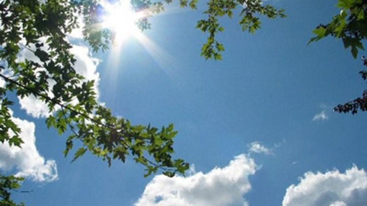 Αίθριος καιρός σήμερα σε όλη τη Θεσσαλία