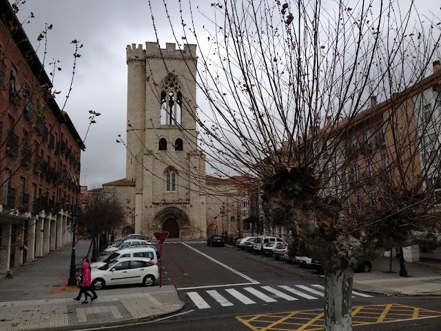 lugares con leyenda en Palencia