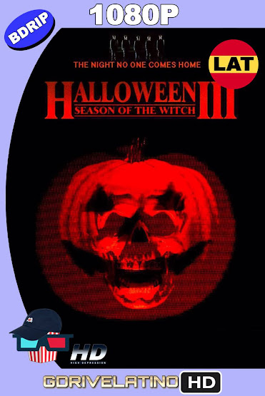 Halloween III (1982) REMASTERED BDRip 1080p Latino-Ingles MKV