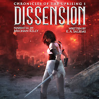 Dissension AudioBook Katie Salidas