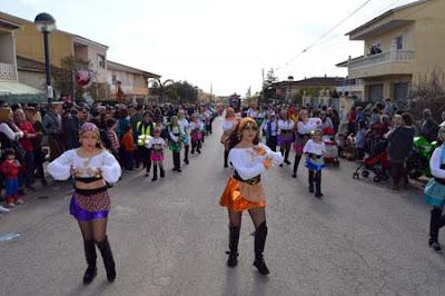 Disbauxa de Pacs, Carnaval 2017 Sant Jaume dels Domenys
