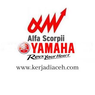Lowongan Kerja PT Yamaha Alfa Scorpii Lulusan SMA Penempatan Banda Aceh