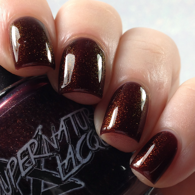 Supernatural Lacquer-Sleigh All Day