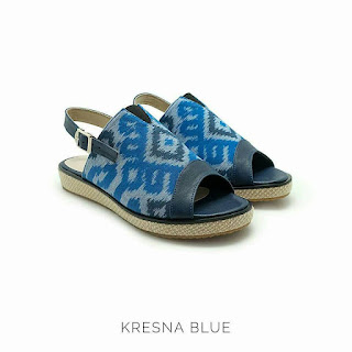 KRESNA BLUE THE WARNA