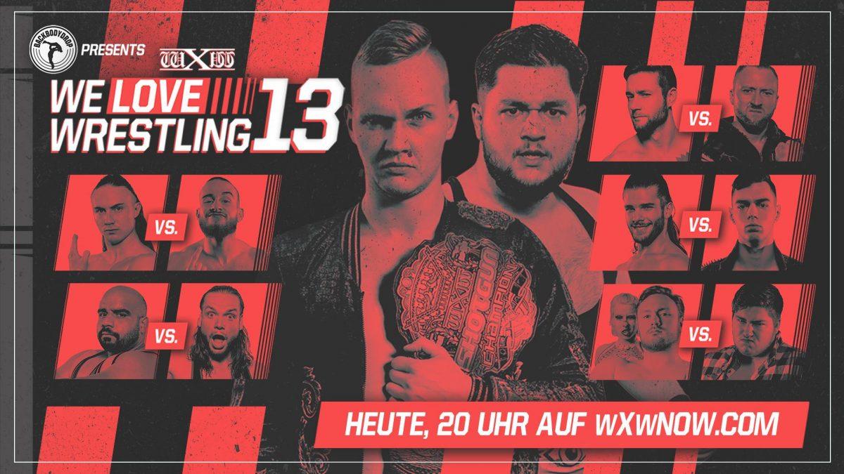 Cobertura: wXw We Love Wrestling (21/05/2021) – Hierarquia!