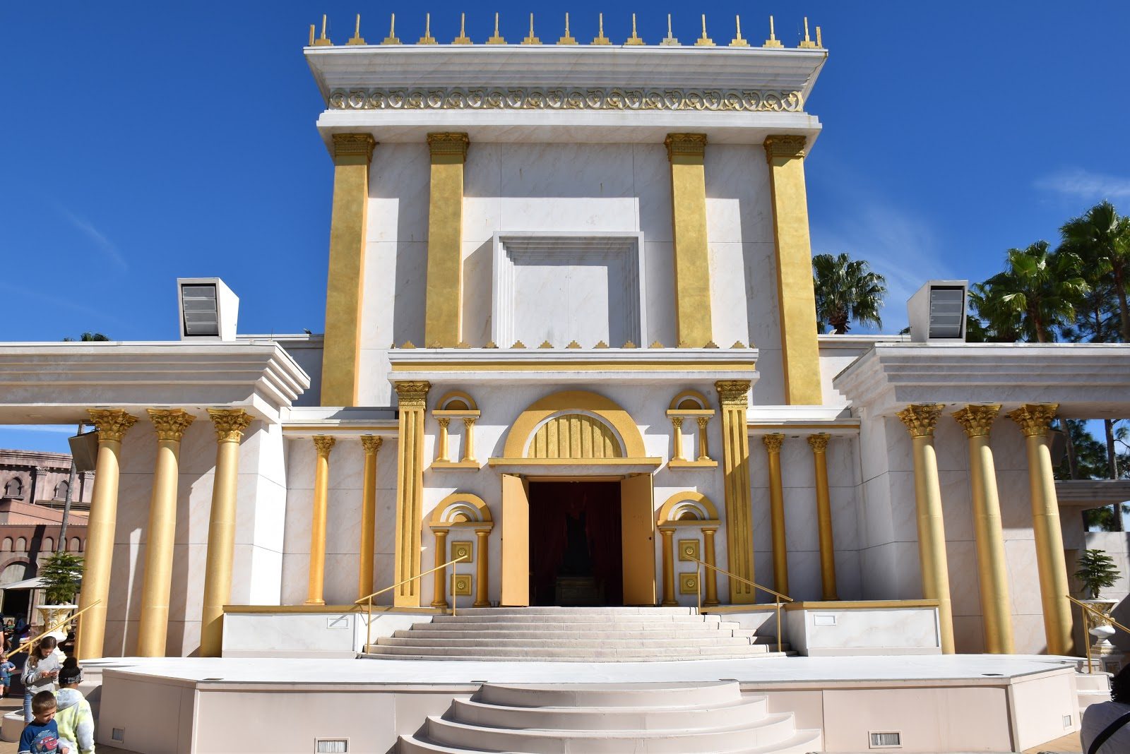 The Holy Land Experience in Orlando Florida Review