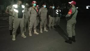 Satuan Polisi Pamong Praja Kabupaten Purwakarta Lakukan Giat Patroli Malam Demi Tercipta TRAMTIBMAS