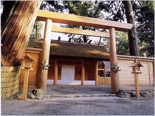 ศาลเจ้าอิเสะ - ศาลเจ้าชั้นนอก (Ise Shrine)