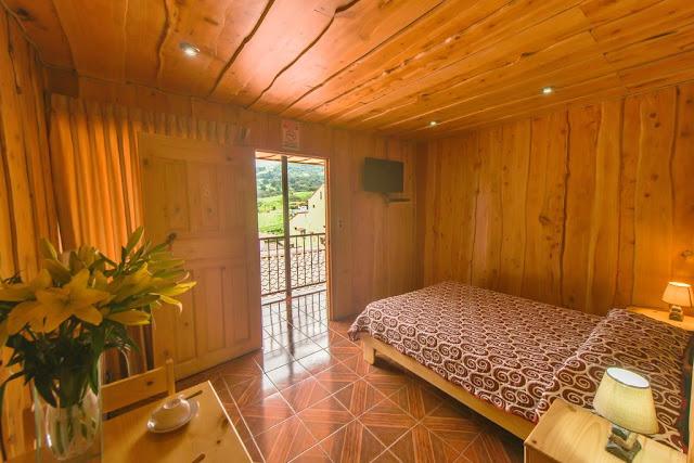 Hotel el Churrasco en Poasito, Costa Rica