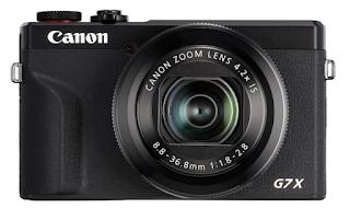 Canon PowerShot G7 X Mark III New Firmware Update