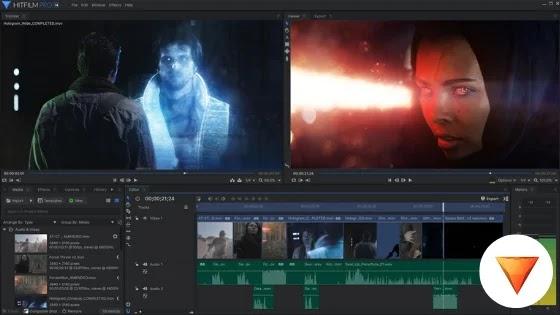 Hitfilm Express Video Editor