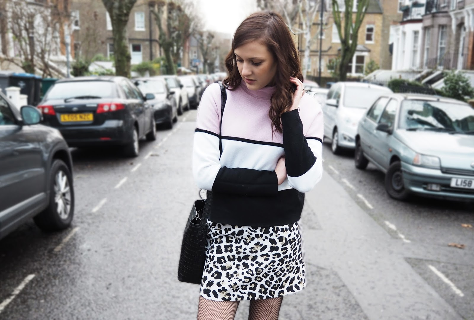 Lauren Rose Style Blog Blogger London Fashion OOTD New Look Jumper - Time For Change