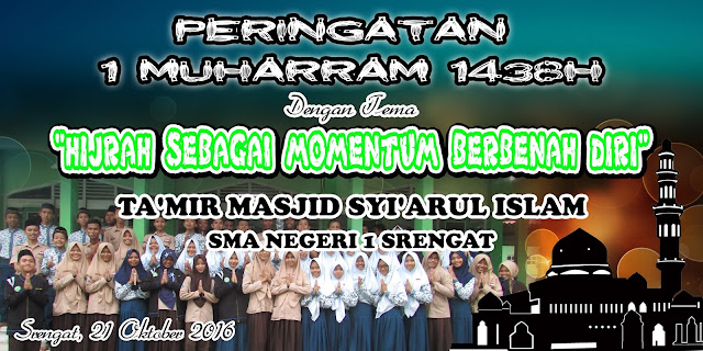Cover Peringatan 1 Muharram 1438 H TMSI