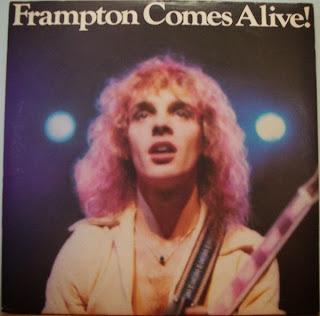 Frampton Comes Alive 1976 Record Album