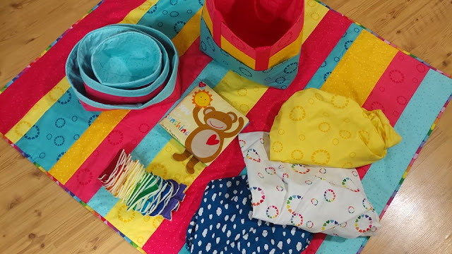 Creating for Kids - Nursery items to sew with Missouri Star