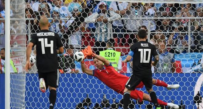 Argentina vs Islandia - Piala Dunia 2018