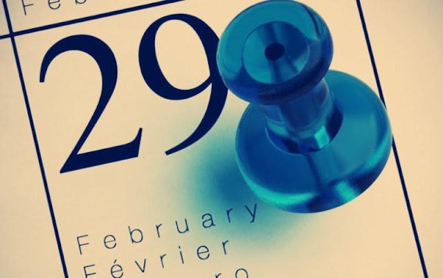 كل اربع سنوات ياتي علينا سنه كبيسه ونحن الان نعيش فيها 2020 السنه الكبيسة - محرك البحث جوجل يحتفل اليوم بالسنة الكبيسةا - 2020 سنة الكورونا