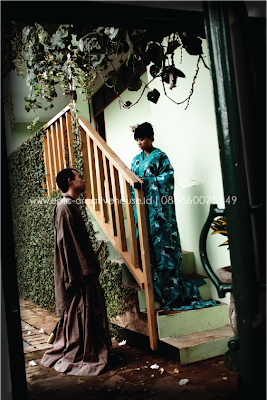 Foto Pre wedding Bandung tema Jepang
