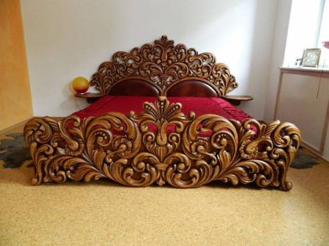 wooden furniture bed design. Architecture \u0026 Design: 30 Unique Handmade Wooden Bed Frame Decor Furniture Design E