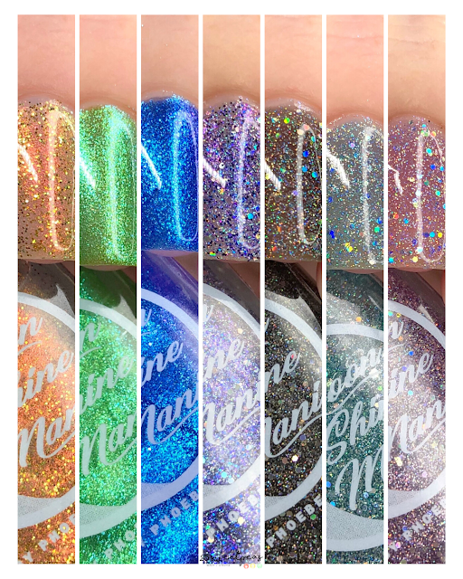 Moon Shine Mani Make It Work Collection